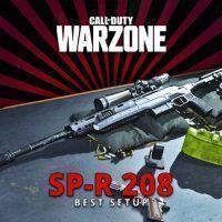 Warzone: il miglior setup SP-R 208 per Battle Royale e Multigiocatore di CoD Modern Warfare