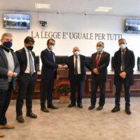 Calabria, inaugurata l'aula bunker. Tutto pronto per il maxi processo Rinascita-Scott