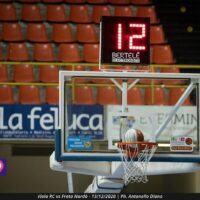 Basket Serie B decima giornata, la Pallacanestro Viola fermata anche a Nardò. Risultati, classifica e prossimo turno