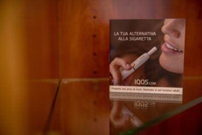Tabacchi Bova IQOS Premium Partner 3
