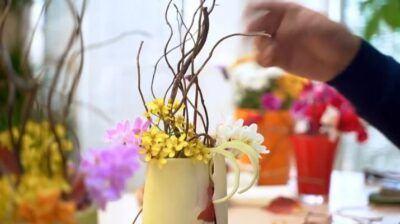 Vaso Agave 1 Orchidea Staff