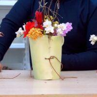 Orchidea Staff: come preparare centrotavola naturali