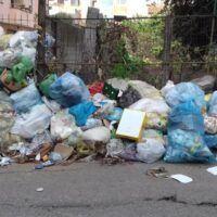 Rifiuti Reggio, raccolte 2.400 tonnellate. I cittadini (ri)sporcano e il Comune verbalizza - FOTO