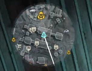 Simbolo Juggernaut Mappa Warzone Cod Modern Warfare