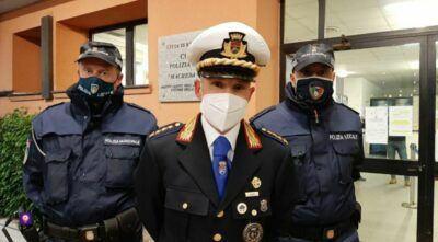 Comandante Zucco Polizia Locale