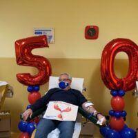 L'Avis di Reggio Calabria ha un donatore da record: '150 volte grazie Mimmo'