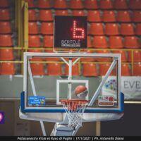 Basket Serie B giornata 14, sconfitta esterna per la Viola. Risultati e classifica finale della prima fase, si passa alla seconda