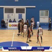 Il CJ Basket Taranto si impone sulla mai doma Pallacanestro Viola