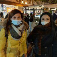 Reggio, Marcianò protesta in piazza: 'Ho chiesto a tutti di dimettersi, i brogli hanno sporcato la democrazia'