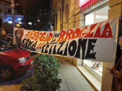 Reggio Non Si Broglia (2)