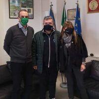 Reggio, Spirlì in visita ad Agraria: