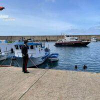 Controlli a Bagnara, sotto sequestro l'area portuale