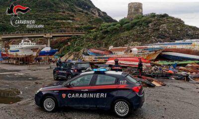 Carabinieri Porto Bagnara