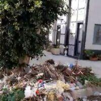 Reggio e i cimiteri da incubo, Nucera: 'Basta spazzatura sulle tombe dei nostri morti'