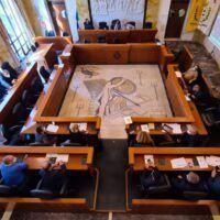 Palazzo Alvaro, la viabilità scalda gli animi di un Consiglio metropolitano alla camomilla