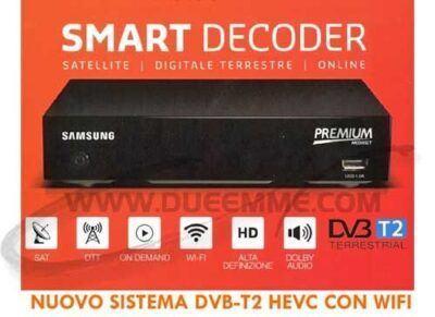 Decoder Digitale Samsung Ferraro