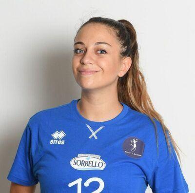 Federica Foscari Reghion Volley