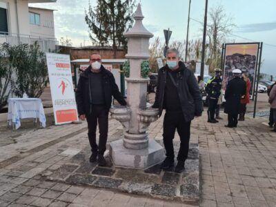 L'inaugurazione Della Fontana 2 Palmi