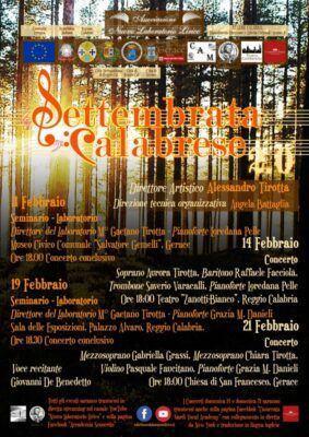 Manifesto Settembrata Musicale 2 0