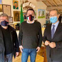 Matteo Salvini e l'amor sopito per il sud: 'La ripartenza passa da qui'