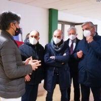 Reggio, il nuovo centro vaccini è solo il 1° passo. Falcomatà: 'Presto una convenzione'