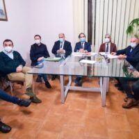 Sanità nella locride, Falcomatà e Calabrese: 'Attenzione alle strutture sanitarie e al piano vaccinale'