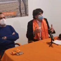 Verso le Regionali, Tansi e De Magistris ufficializzano l'alleanza: 'La Calabria ha bisogno di due presidenti'