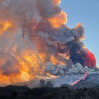 Eruzione Etna, torna il 'boato' del gigante - FOTO