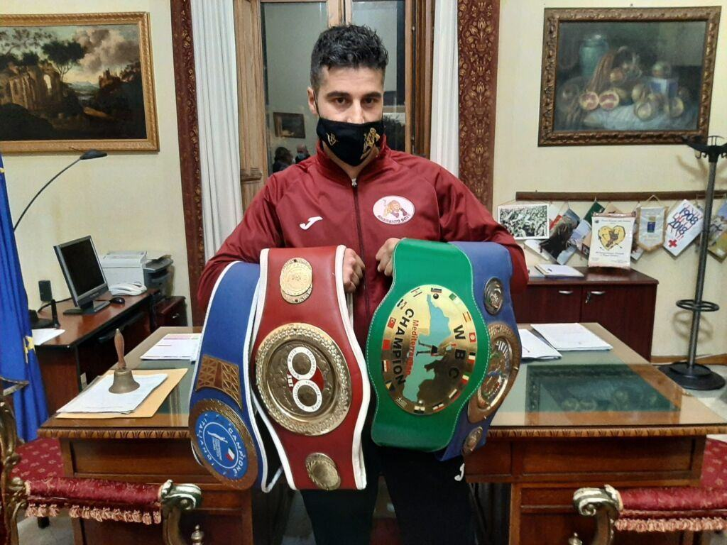 Francesco Versaci Amaranto Boxe