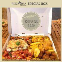 Alla PizzAria dei Campi da oggi puoi prenotare la