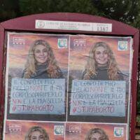 Manifesti anti aborto, ProVita&Famiglia contro Falcomatà: 'L'unica violenza è la censura'