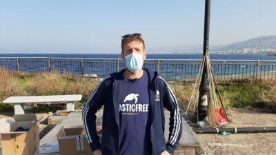 Plastic Free Davide Arillotta