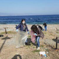 Reggio e il plastic free: nuovo appuntamento in spiaggia
