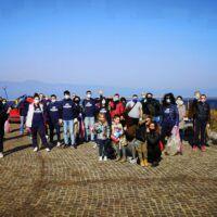 Reggio, senso civico e decoro. Volontari reggini ripuliscono l'area del Tempietto - FOTO