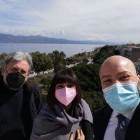 Reggio, verso il 50° dei Bronzi: incontro Scopelliti, Malacrino e Castrizio