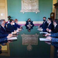 Reggio, Falcomatà sul nuovo team della Metro City: 'Parola d'ordine lavoro di squadra'