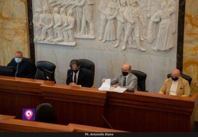 Consiglio Metropolitano (54)