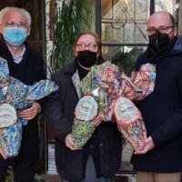 Reggio, il Lions Club regala uova di Pasqua ai bimbi meno fortunati