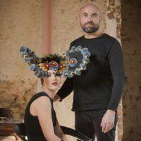 Un'altra 'Milano Fashion Week' per il designer calabrese Giuseppe Fata