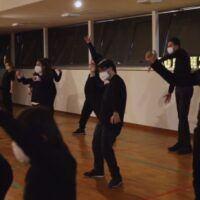 Compagnia di danza per i disabili celebra la giornata in ricordo delle vittime del Covid