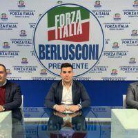 Reggio, i consiglieri di Forza Italia: