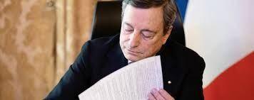 Draghi Firma