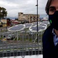Reggio, passeggiata del sindaco al Watefront: 'Qui nascerà il museo del mare'