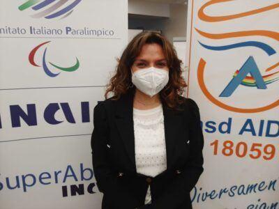 Giuggi Palmenta Assessore Assessora Sport Reggio Calabria Giuggi