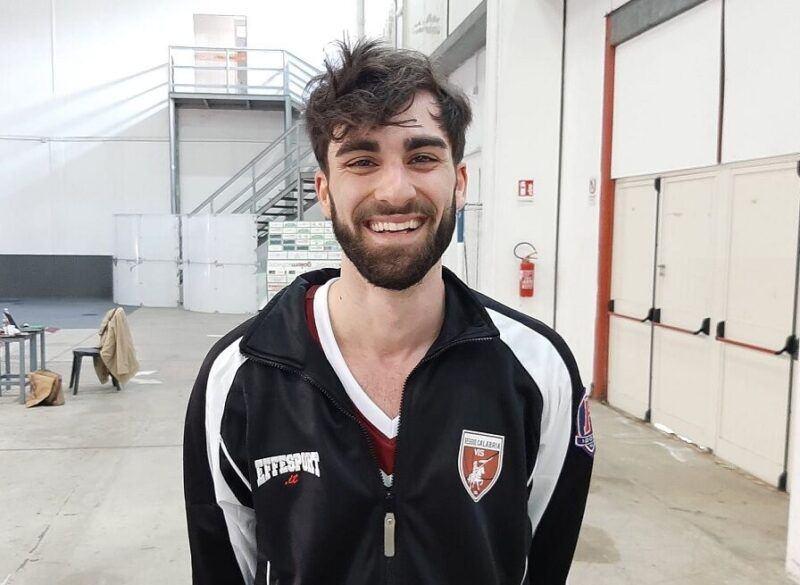 Kevin Pandolfi Vis Reggio Calabria