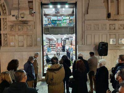 Libreria Nuova Ave Esterno