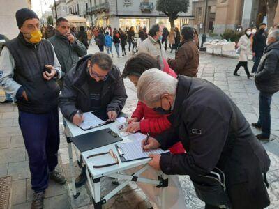 Petizione Reggio Non Si Broglia 2