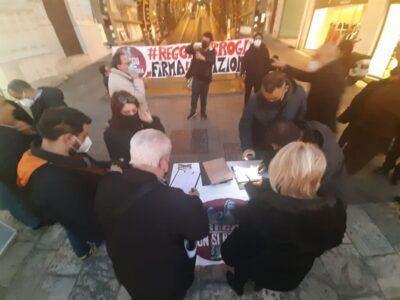 Petizione Reggio Non Si Broglia