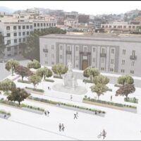 Restyling piazza De Nava, l'appello di Cagliostro: 'Si vada avanti con celerità' - FOTO