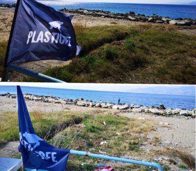 Plastic Free Spiaggia Gallico